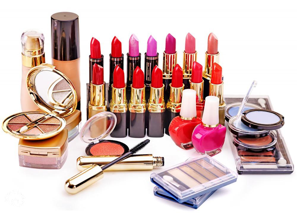 Pakowanie kosmetyków